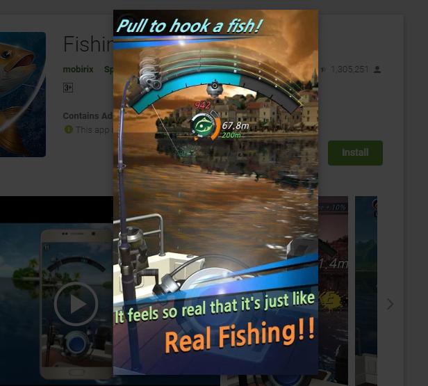 Fishing Hook 2.1.8 Mod