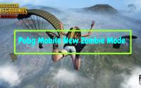 Pubg Mobile New Zombie Mode