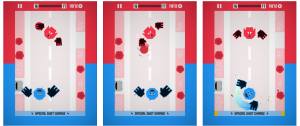 Dodgeball Duel Mod