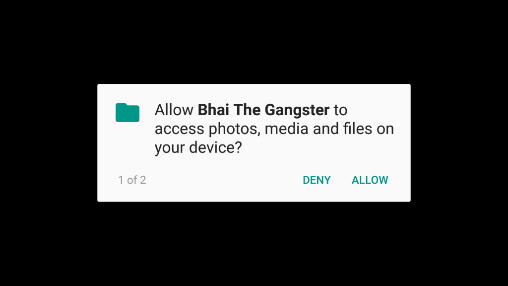 Make sure it will be working in bhai the gangster