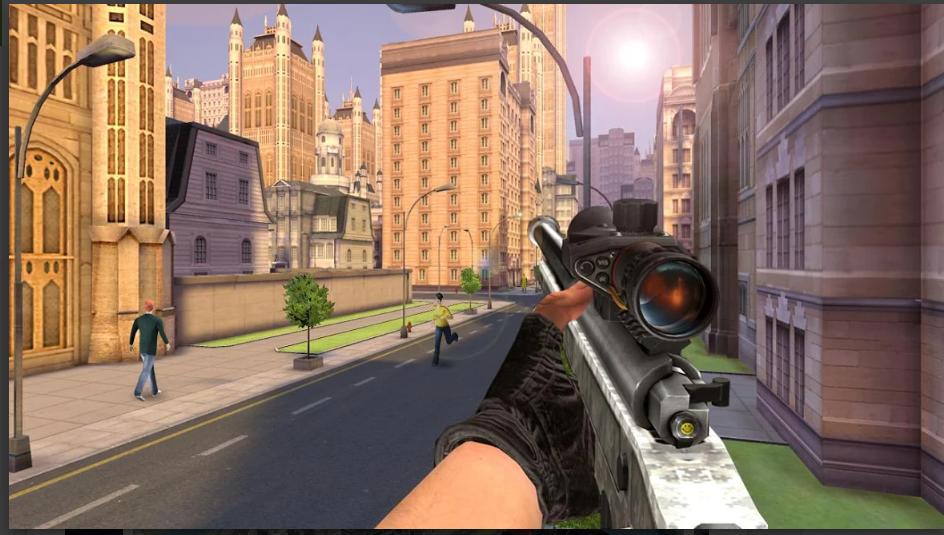 Sniper Master Mod