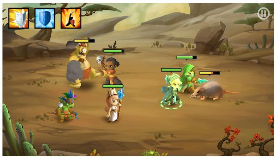 Nice game that is Battleheart 2 Mod APK