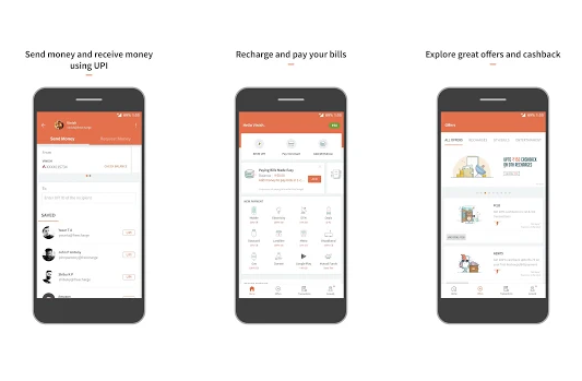 FreeCharge - Recharges, Bill Payments, UPI