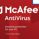 activate McAfee antivirus