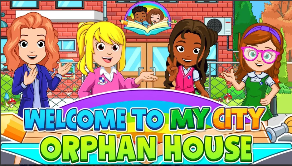 My City : Orphan House Mod