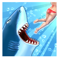 Hungry Shark Evolution Mod APK + HACK APK for Android