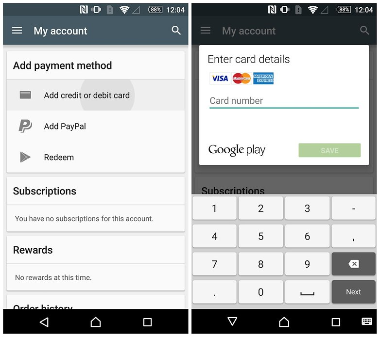 Add PayPal Payments to the Play Store