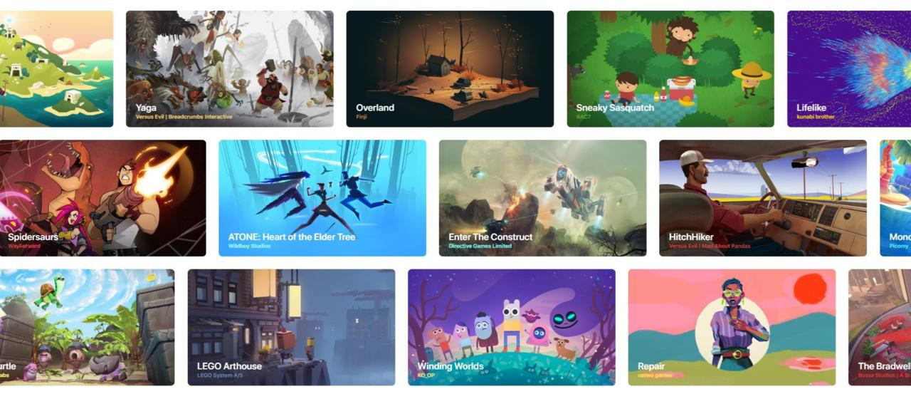 Apple Arcade Releases: Learn All About The Service's New Games