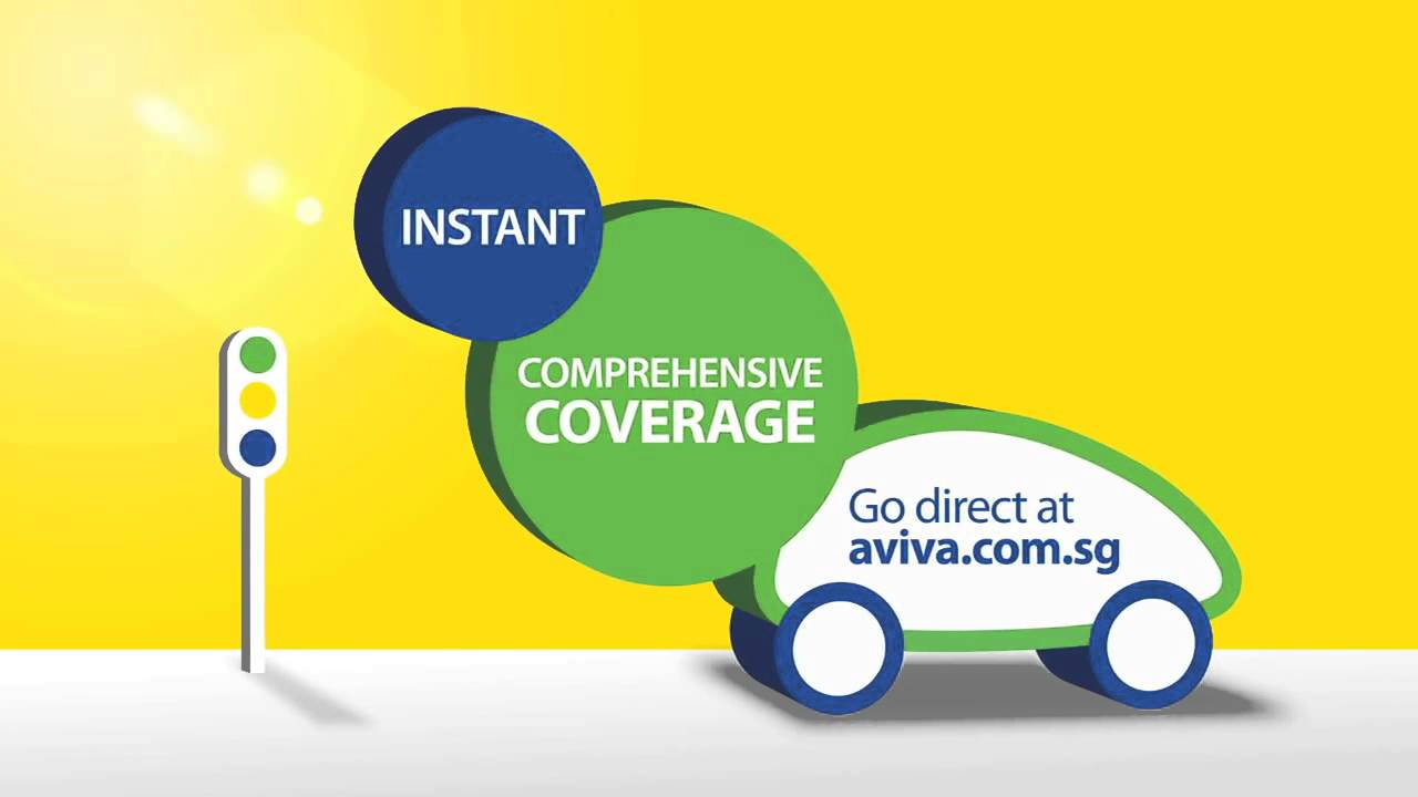 You get these benefits with AvivaPlus Car Insurance: