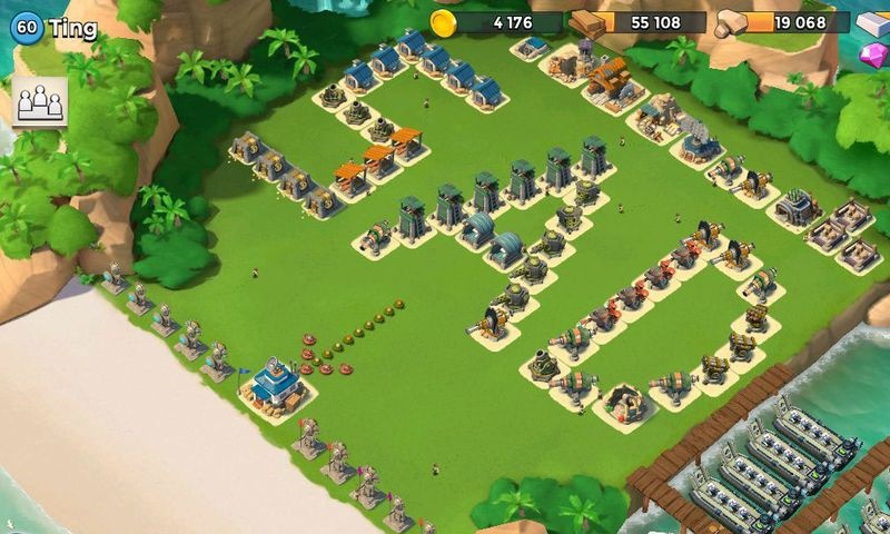 Download Boom Beach Mod APK For Android