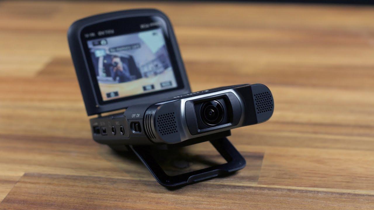 Canon VIXIA min X