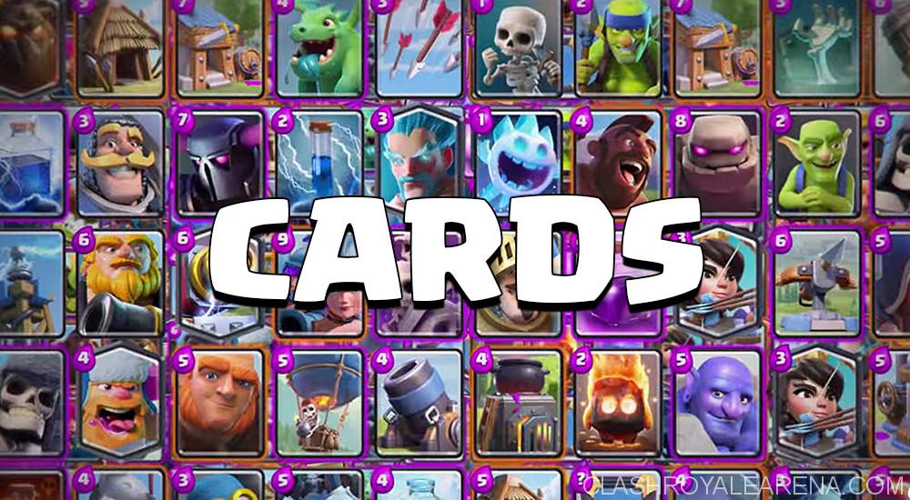 Clash Royale Mod card