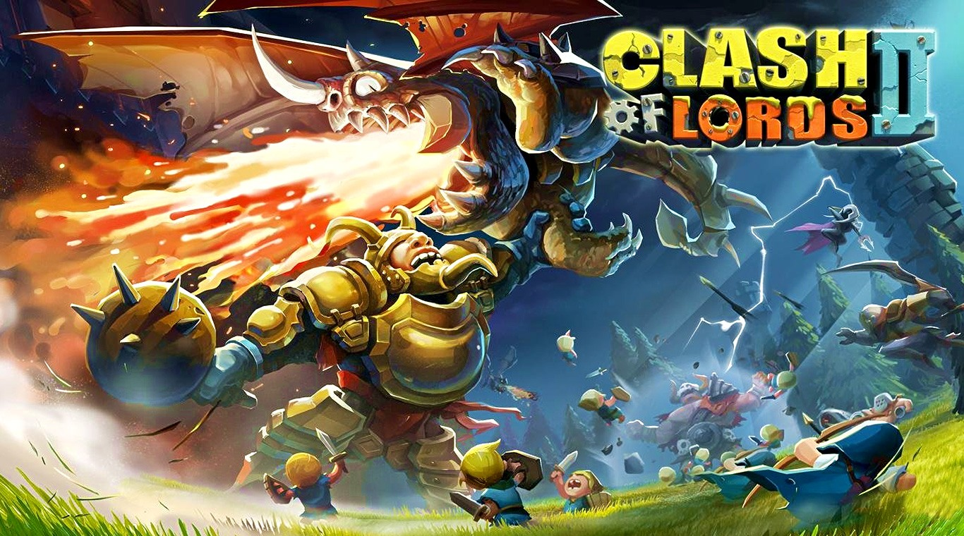 Download Clash of Lords 2 Mod APK