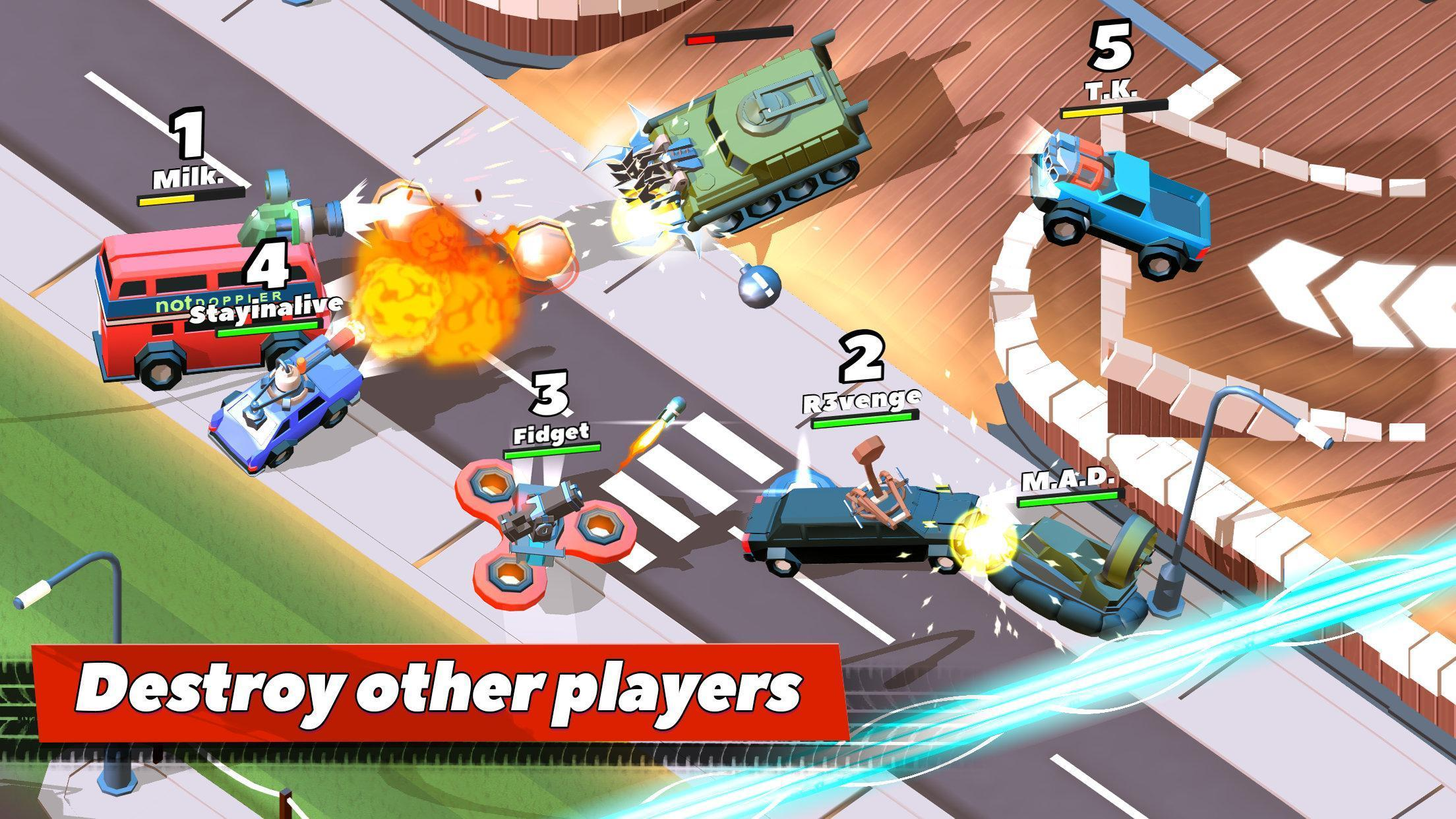 [Quick way] Download Crash of Cars Mod APK