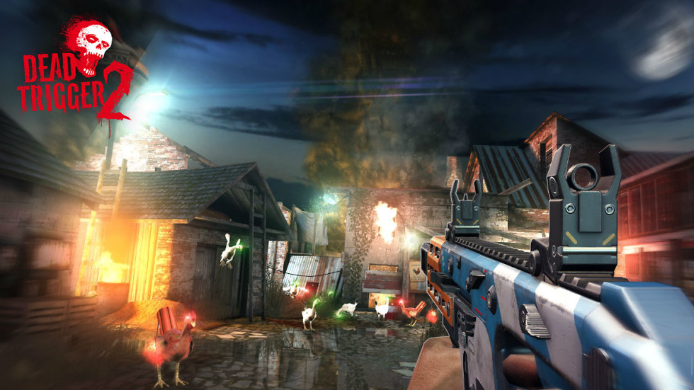 How To Download Dead Trigger APK MOD