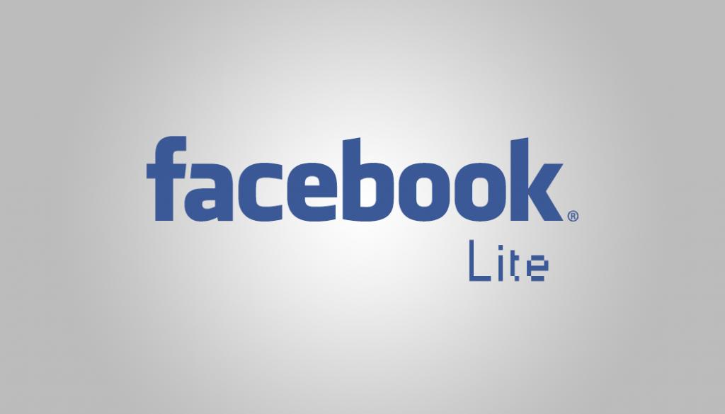 Facebook lite on PC