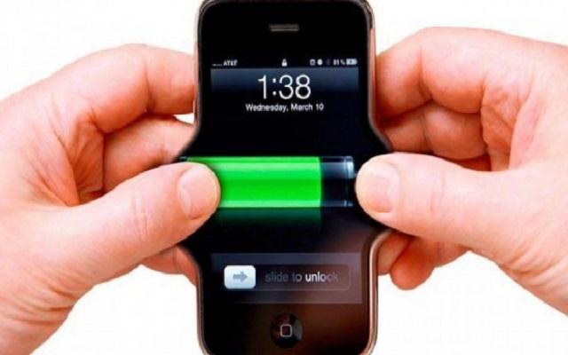 Consider Phone Battery Life