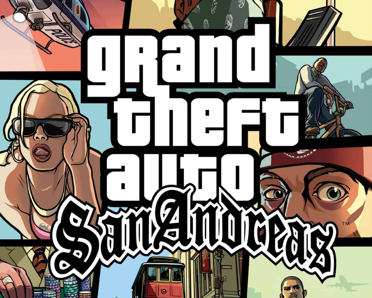 GTA San Andreas Is Free On PC