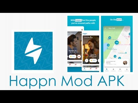 Happn Premium Mod APK