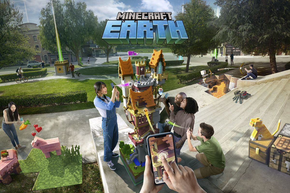 Best Features of Minecraft Earth