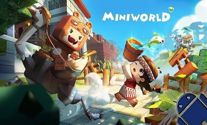 mini world mod apk