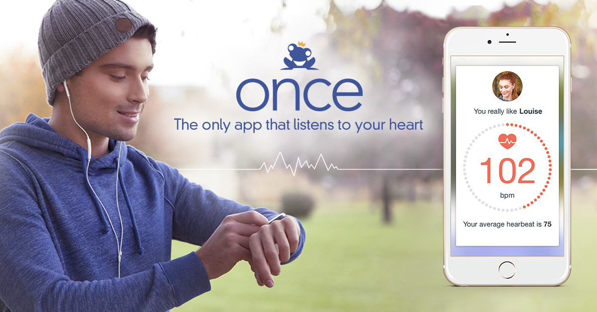 Once dating app | Techstribe