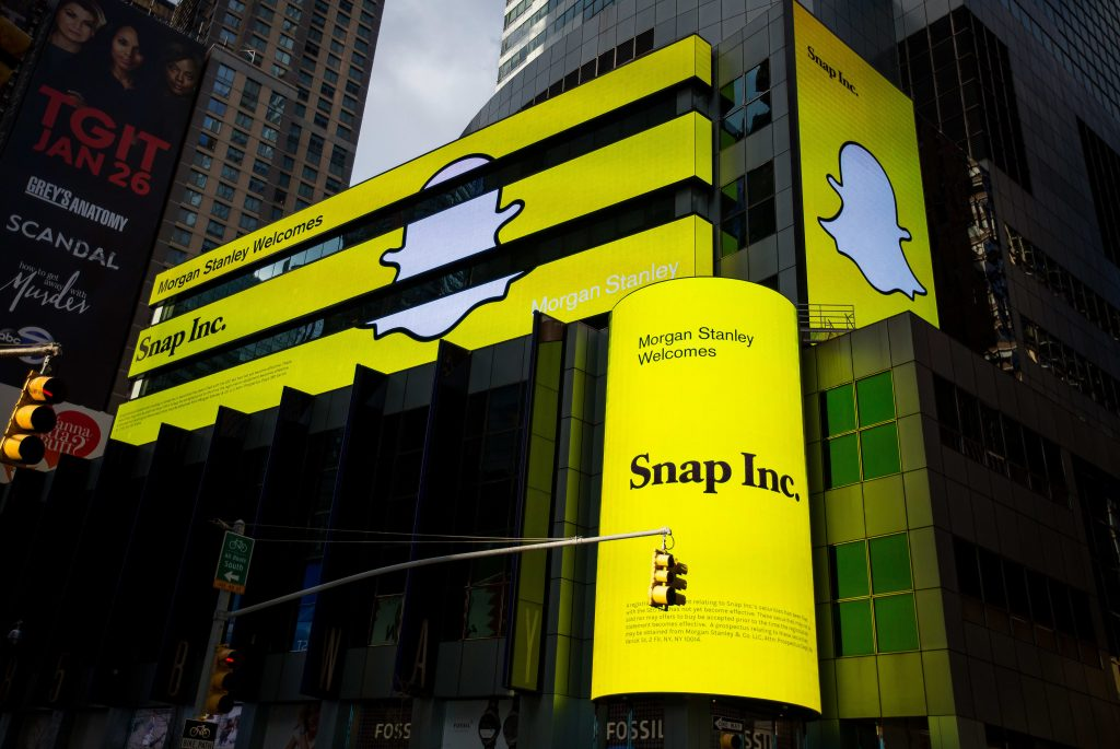 Snapchat Stock Market Advantages