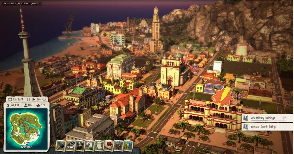 Tropico 4 Mod APK