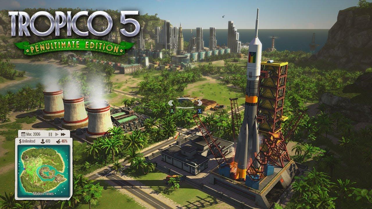 Tropico 5 Mod APK