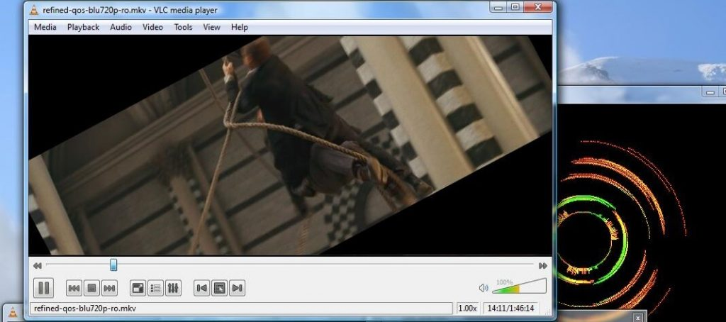 VLC player for PC video