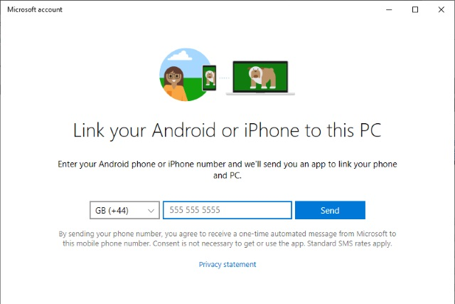 Your Phone App for Android Users