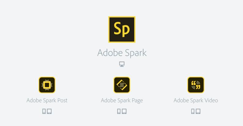 download Adobe Spark in PC