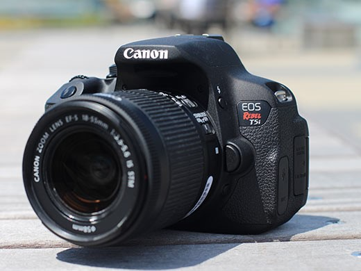 Canon EOS Rebel T5i/700D