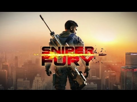 Sniper fury FPS 3.7.1a Mod APK for Android