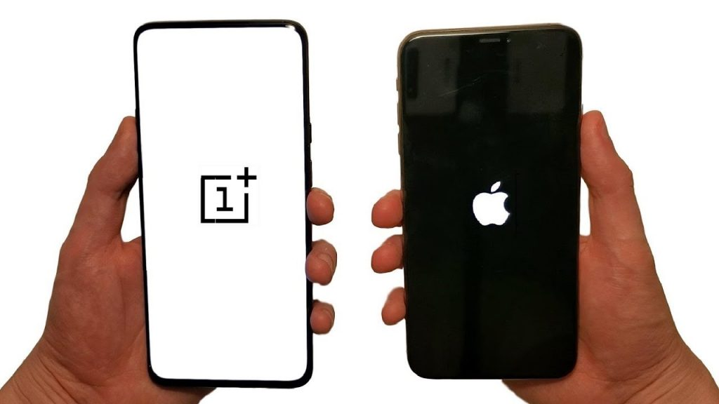iPhone XS VS OnePlus 7 Pro