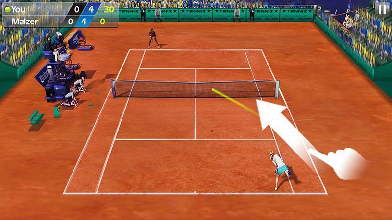 3D Tennis Mod APK