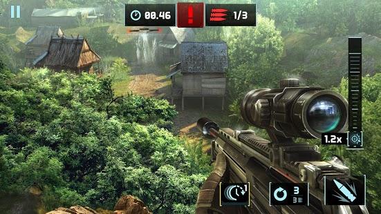 Sniper fury FPS 3.7.1a Mod APK