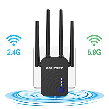 ALLYAG Wi-Fi Extenders Signal
