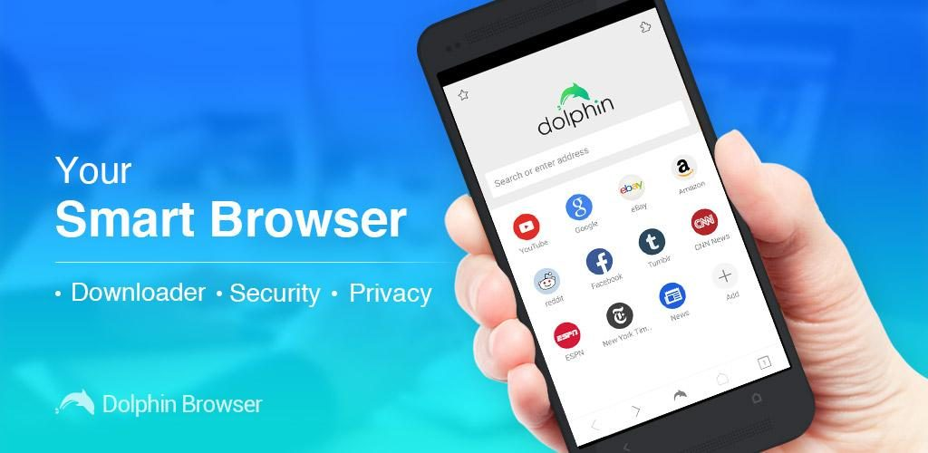 Dolphin Browser Mod APK