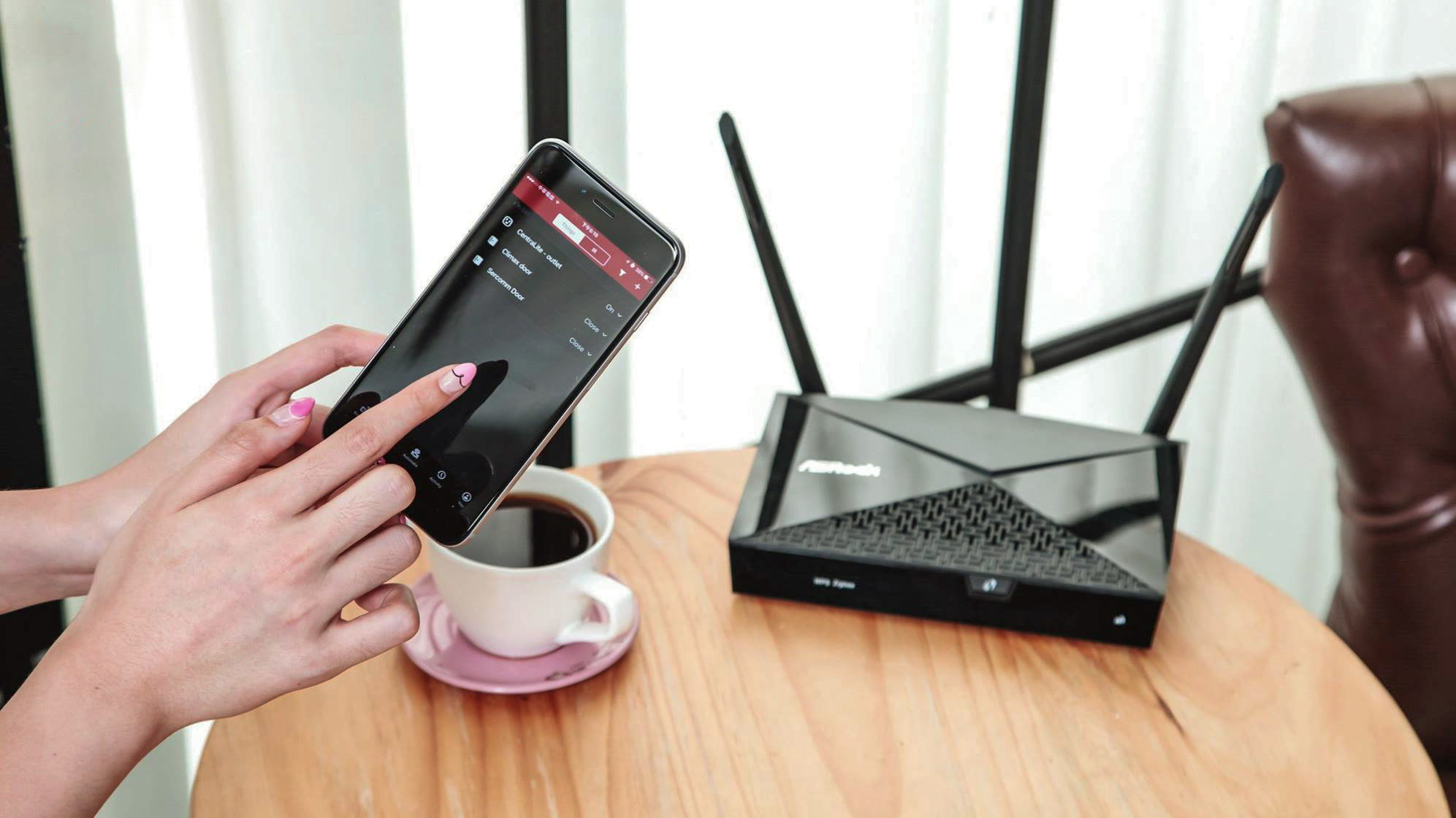 Simple Setup wireless router 5G
