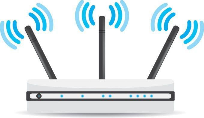 Smart Signal Light wireless router 5G