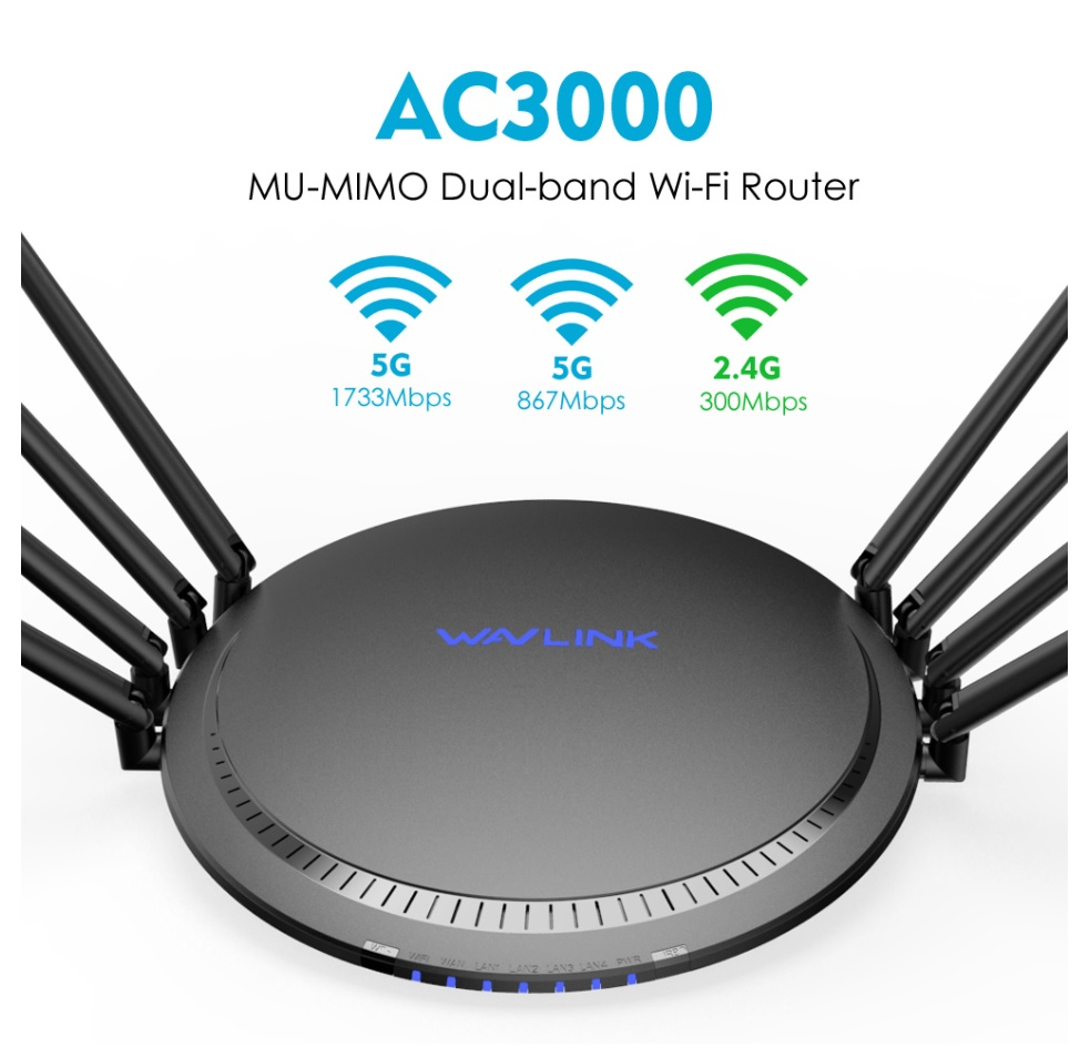 Wavlink Wireless Router Review of 2019 (5G Router)