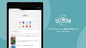 Ecosia Browser Mod APK