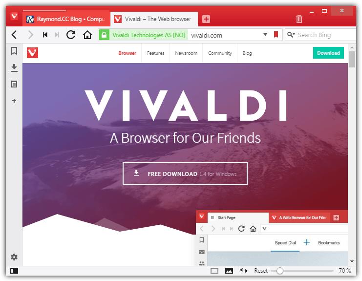 Vivaldi Browser mod apk