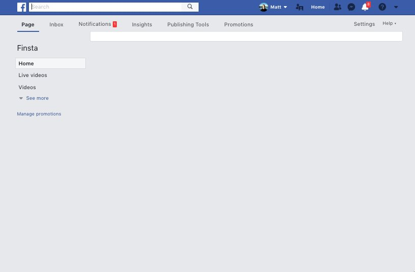 How To Be Incognito on Facebook