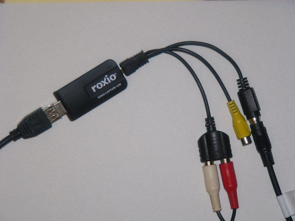 Roxio Video Capture USB Driver