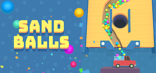 Sand Balls MOD APK Free Download