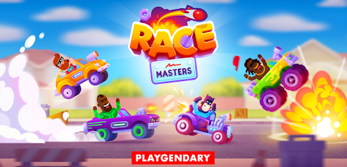RACEMASTERS MOD APK Free Download
