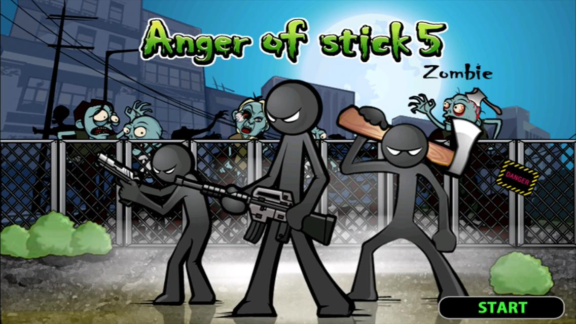 ANGER OF STICK MOD APK Free Download