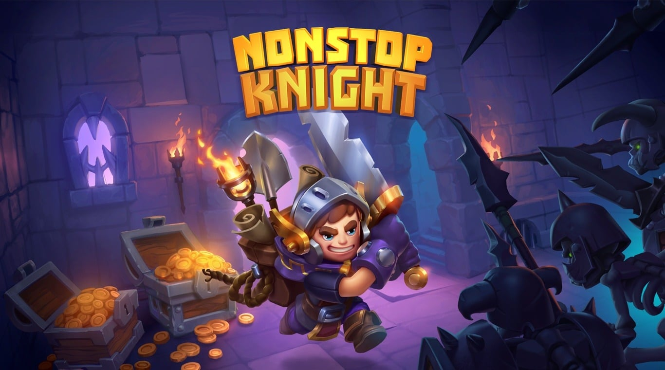 NonStop Knight 2 Mod APK for Android